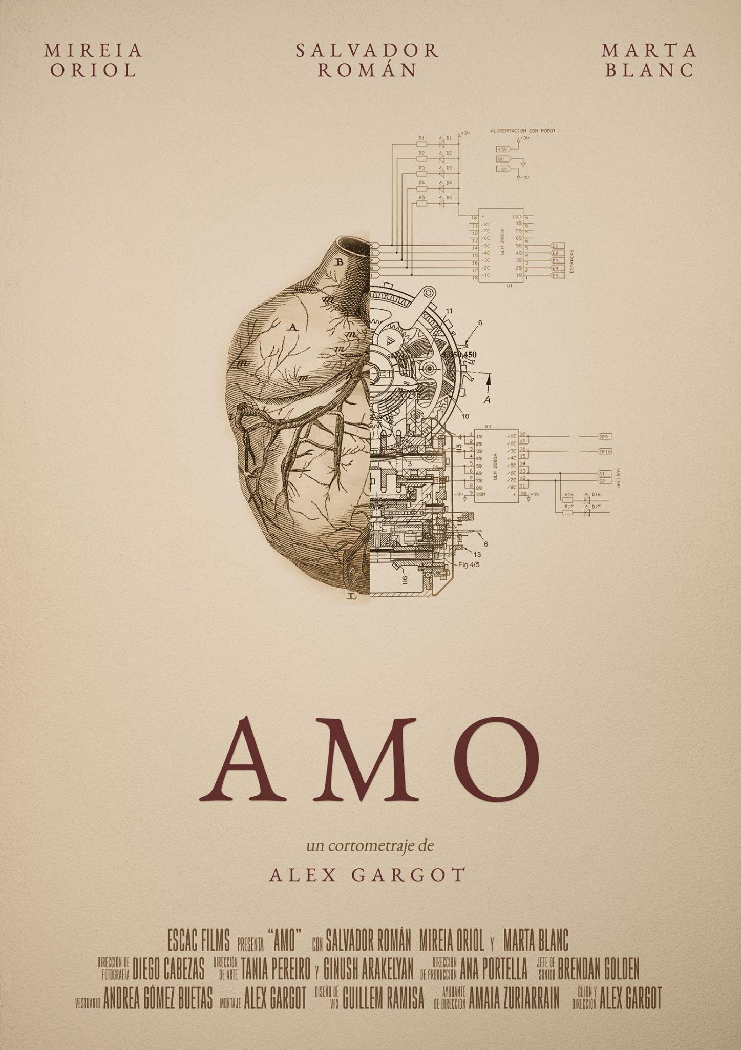 poster AMO